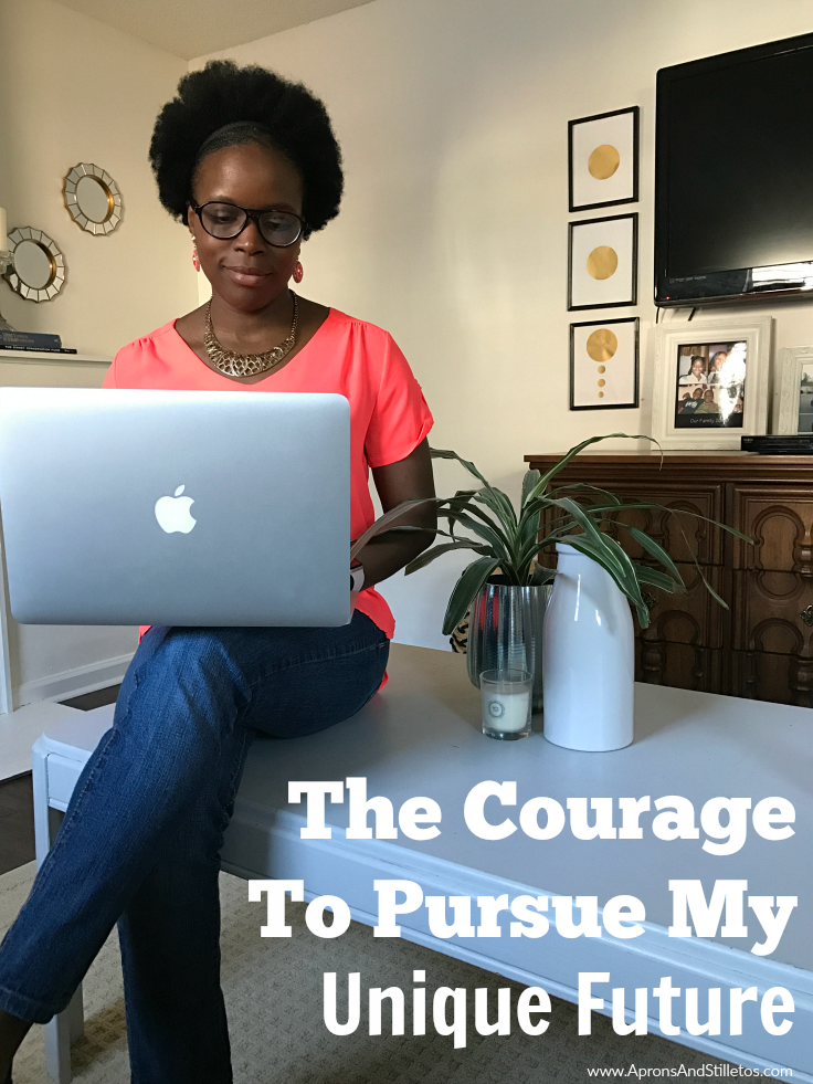 The Courage to Pursue My Unique Future #StrengthHasNoGender