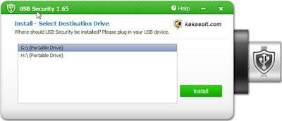 Cara Melindungi USB Flashdisk Anda Dengan Kata Sandi - Kakasoft 2