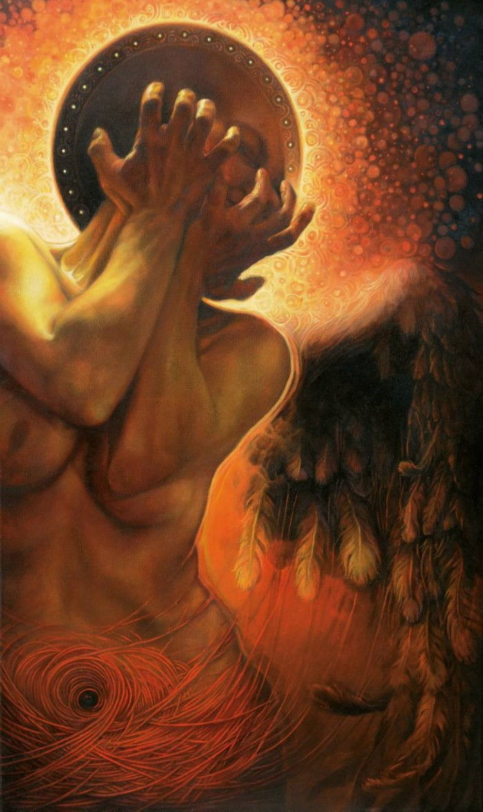 Эмоциональное и духовное очищение. Graszka Paulska