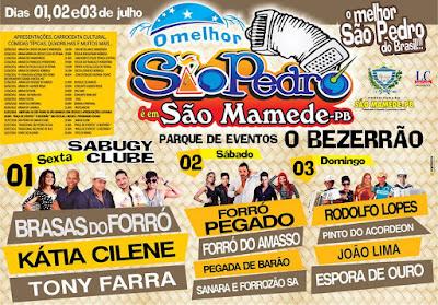 São Pedro 2016