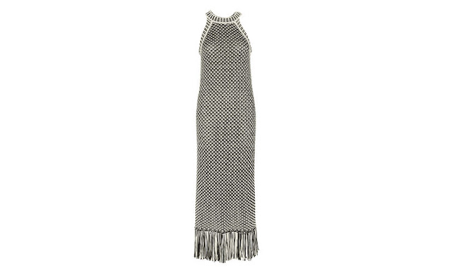whistles fringe edge dress, manderley dress,