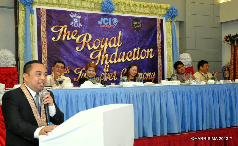 official royal induction ceremony - 800×490