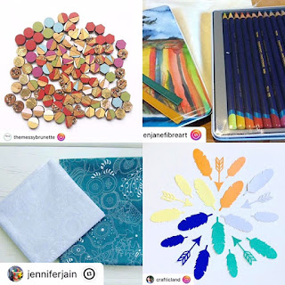 Crafting is my Therapy Instagram community