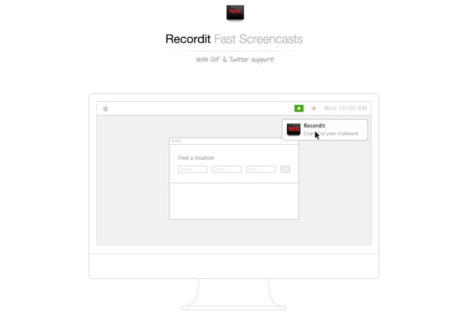 برنامج مميز لألتقاط صورة متحركة GIF لشاشة حاسوبك