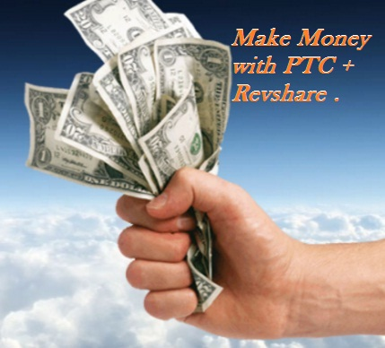 PTC Or Revshare Sites Kya Hai Inse 10$-50$ Per Day Kaise Kamaye.