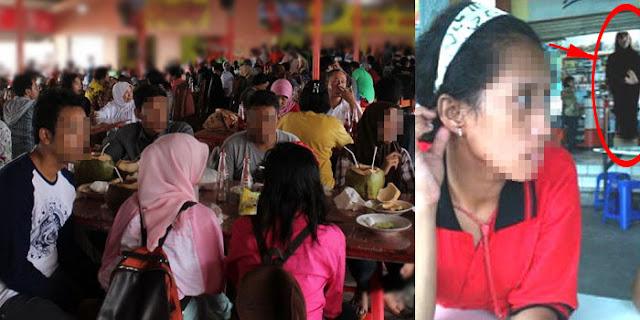Ketahuilah Ciri-Ciri Warung Makan Ada 'Jin Peludah' Sebagai Penglaris, yang sering makan di warung wajib baca