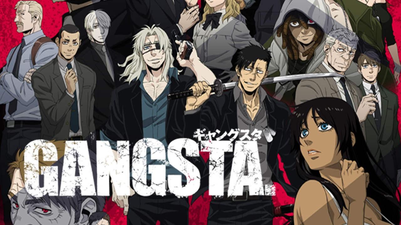 Gangsta. BD Subtitle Indonesia Batch