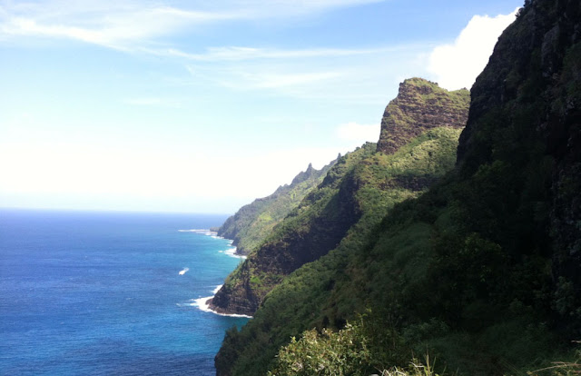Napoli Coast, Kauai, Hawaii
