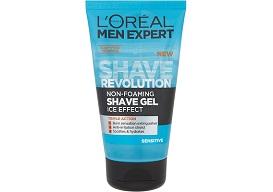 Prueba Men Expert Shave Gel