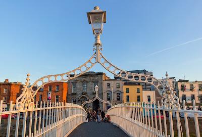 Auxiliar de conversación en Dublín
