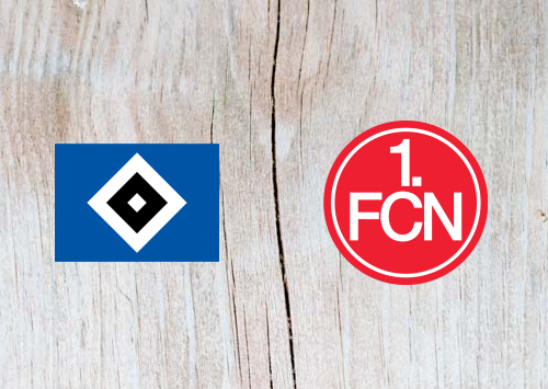 Hamburger SV vs Nurnberg - Highlights 5 February 2019