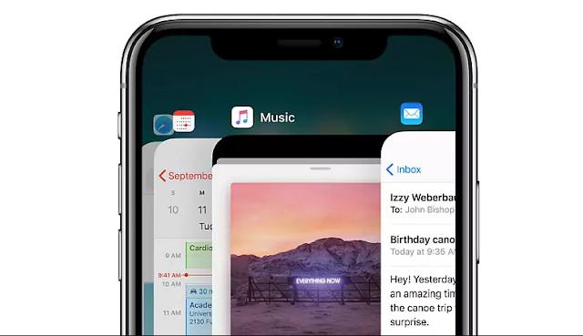 Apple : Pada bulan juli, Setiap Aplikasi iOS Harus Mendukung iPhone X Notch