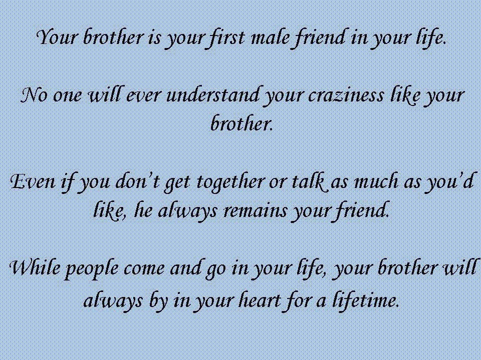 Thank You Brother Quotes From Sister Traffic Club