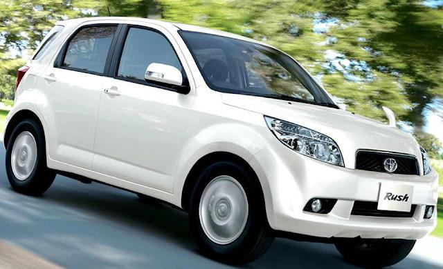 Spesifikasi Fitur Keamanan New Toyota Rush