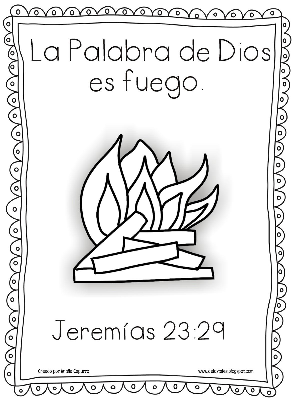 La Biblia es como... - De los tales