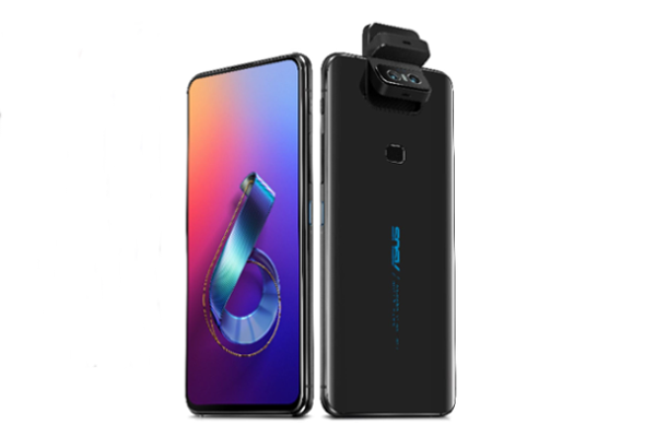 ASUS ZenFone 6 goes official with 6.4-inch FHD+ NanoEdge display, 48MP flip camera and Snapdragon 855