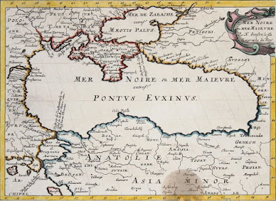 A new chronology pax yuan the world system of trade and tribute mer noire ou mer maieure 1656 by n sanson citation via mapandmaps archive9mp8q map archive7jiug archive9o2v4 sciox Image collections