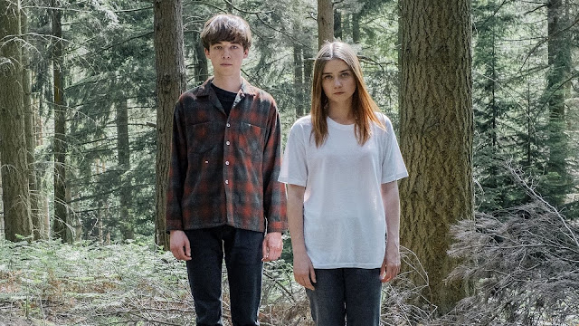 Resenha crítica: The End of the f***ing world