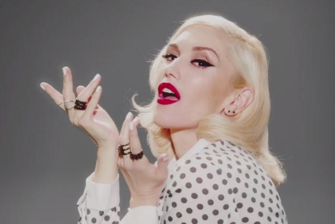 Gwen Stefani Tragic Kingdom