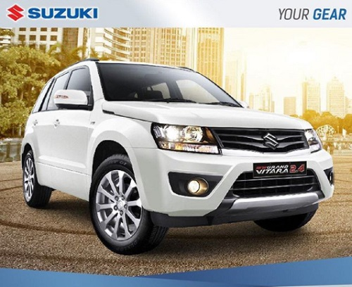 harga suzuki new grand vitara