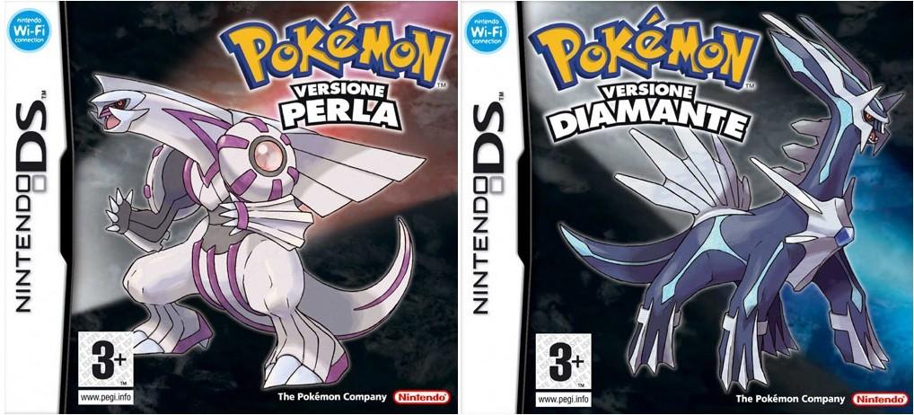Pokémon Diamante Perla Remake Leak