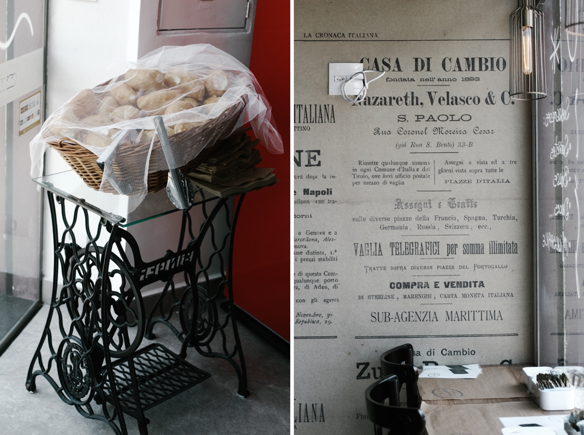 vapore & co. 1896 / coffee & flowers blog