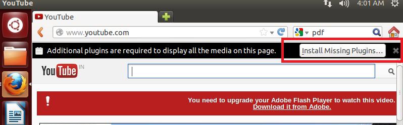 Install Adobe Flash Player 11 on Ubuntu 12 10 - ITzGeek