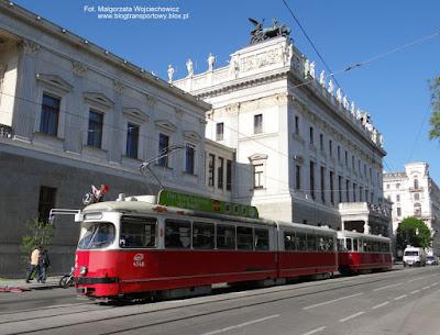 E1+C3 #4546+1190, Wiener Linien