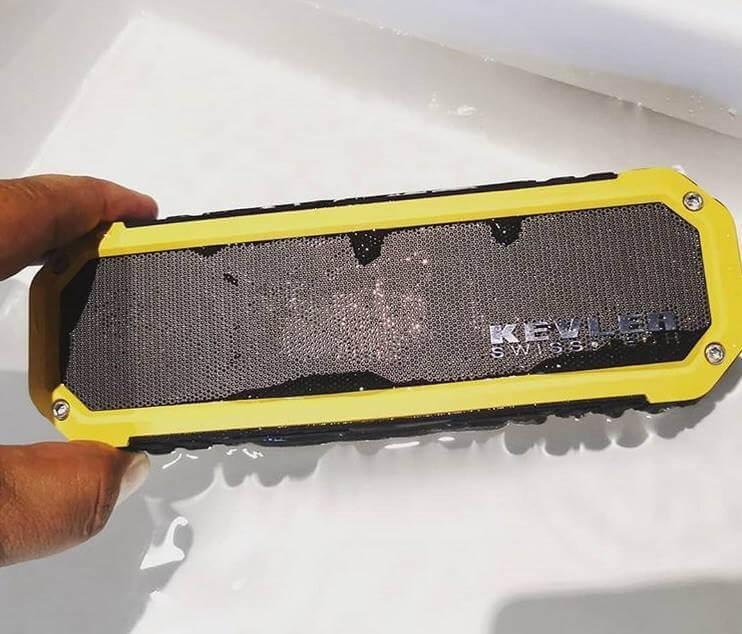 Kevler BT-202 Portable Bluetooth Speaker