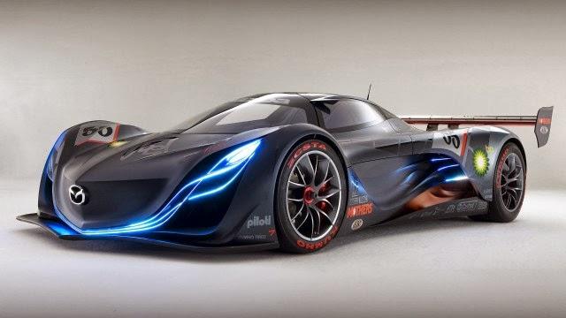 World Fastest Sports Cars : Black Fast Sports Car