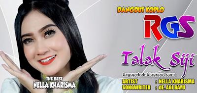 Download lagu Nella Kharisma - Talak Siji Mp3 Terbaru