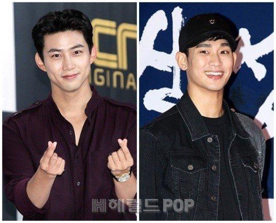 Kim Soo Hyun ve Ok Taecyeon askerde erken terfi aldı + GD'nin rütbesi sonunda yükseldi