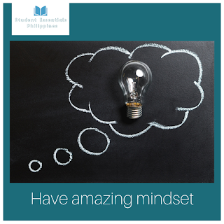 To focus on your dream, you should have amzing mindset