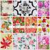 Paper Napkin Servietten / Kertas Tissue Decoupage / Tisu Decoupage Motif Baru (UPDATED)