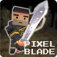 Pixel F Blade Mod Apk Free Shopping Money