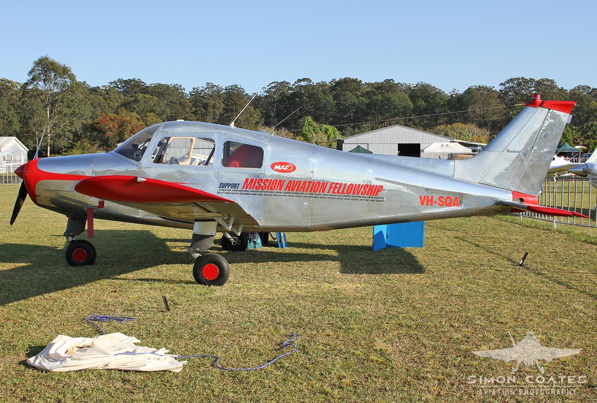1964 BEECHCRAFT A23 Musketeer II - Specifications ...