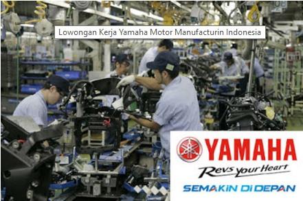 Bolang Info Loker Lowongan Kerja Yamaha Motor Manufacturing Indonesia
