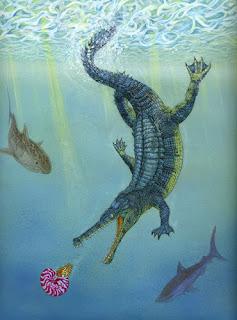 brasil prehistorica Guarinisuchus