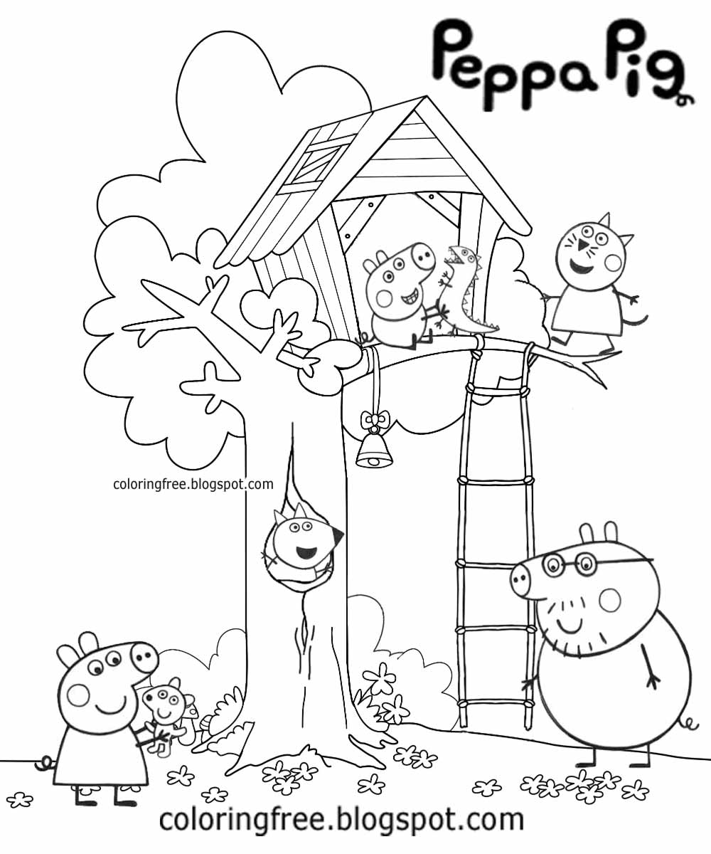 Free Coloring Pages Printable Pictures
