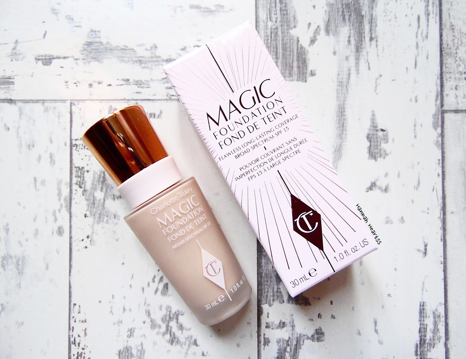 Charlotte Tilbury Magic Foundation