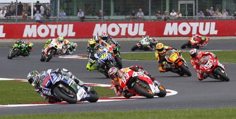 2015, Donington Park Kembali Gelar MotoGP Inggris