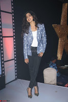 Poonam Kaur looks super cute in Denim at Nakshatram music launch 002.JPG