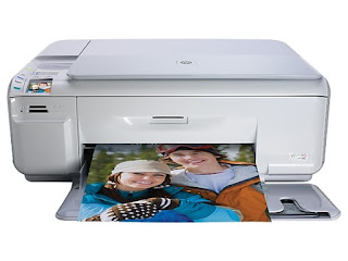 HP Photosmart C4385 All-in-One  Download Drivers