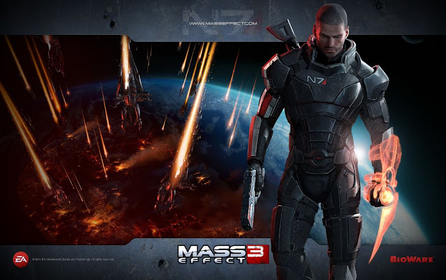 Walkthrough Mass Effect 3 Bahasa Indonesia