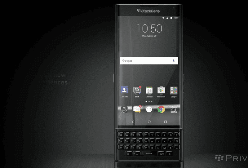 Blackberry Priv Goes Official In PH! Priced At 45000 Pesos!