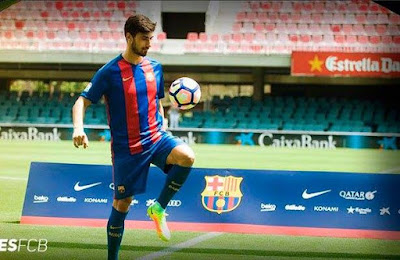 André Gomes refuerzo Barcelona