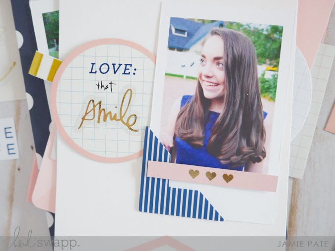 Take Heidi Swapp's Storyline Off the Page by Jamie Pate | @jamiepate for @heidiswapp