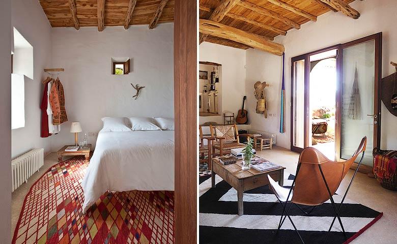 Sencilla vivienda ibicenca simple ibizan house for Decoracion viviendas