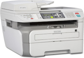 ricoh aficio sp 1200sf printer driver