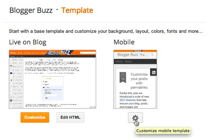 Official blogger blog a more dynamic mobile reading experience if youre currently using dynamic views on the desktop and have the default mobile template selected you dont need to do anything your blog will maxwellsz
